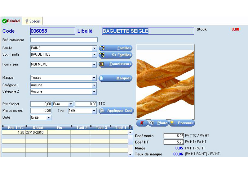 frontshop logiciel de caisse et de gestion des boulangeries. Black Bedroom Furniture Sets. Home Design Ideas