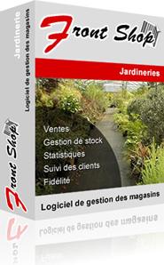 logiciel gestion jardinerie